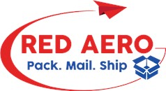 Red Aero Pack Mail Ship, Saginaw TX